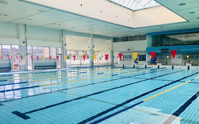 鷲宮温水プールの画像